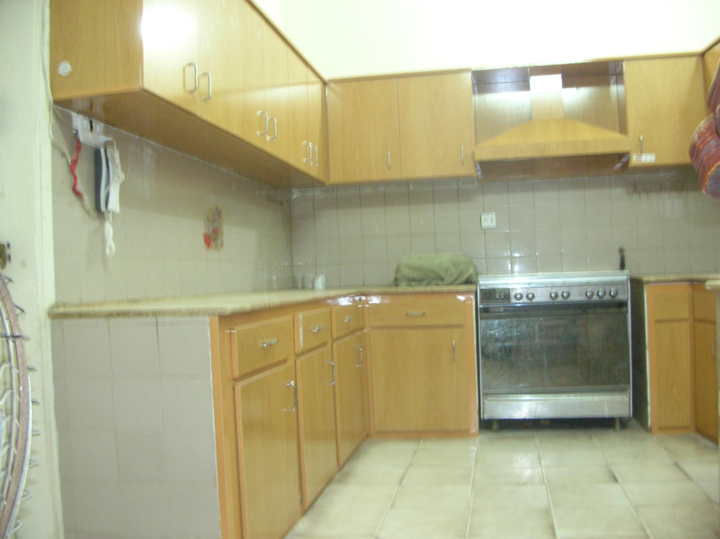Kitchen In Lamination