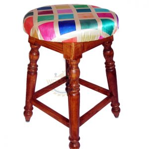 Fancy Wood Stool, Foot Rest, Living Room Furniture, Kitchen Stool,Ottoman, Home Decore, Shoe Stool Ottoman Home Furniture