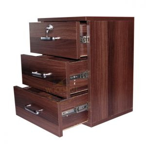 Wood Night Stand Sofa and Bed Side Table With Drawers
