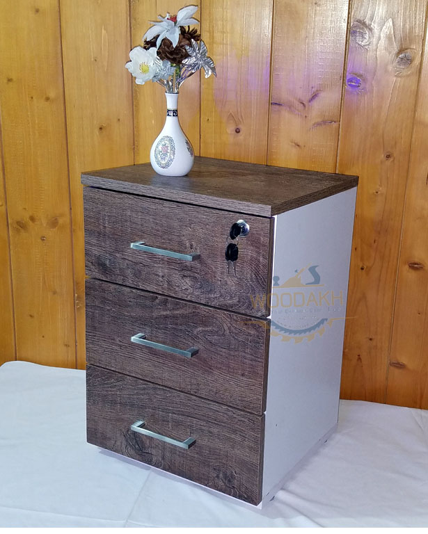 Modern Side Table Wood Night Stand