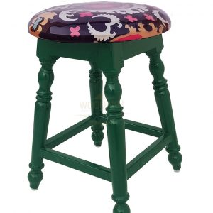 Home decor Solid Wooden Stools Fashionable Footstool Wood Stool Ottoman
