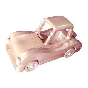 Organic Wooden Toy Car | Wooden Toy for Babies Toddlers and Preschoolers | Wooden Toy Car | Baby Gift | Birth Day Gift