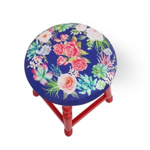 Wooden Stools Fashionable Foot stool | Wood Stool | Ottoman | Home décor